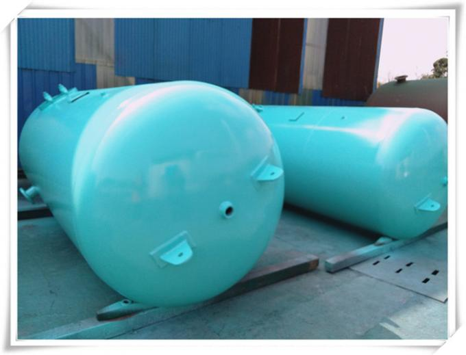 Mechanical Emergency Carbon Steel Water Storage Tanks For Water Treatment Plant