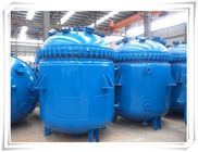 China Carbon Steel Natural Gas Storage Tank With Section Design 5000L 145psi Pressure company