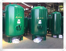 China Nitrogen Compressor Air Receiver Tank Replacements , Compressed Air Accumulator Tank factory