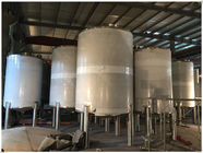 China Industrial Gasline / LPG Gas Storage Expansion Tanks With Full Parts Vertical Orientation company