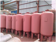 China Medium Pressure Natural Compressed Gas Storage Tank For Air Removing System factory