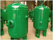 China Sandblasting Compressed Nitrogen Storage Tank Vertical 0.8Mpa Low Pressure factory