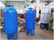 Galvanized Steel Diaphragm Water Pressure Tank For Fire Fighting / Pharmaceutical Use