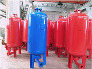 China Carbon Steel Diaphragm Pressure Tanks For Well Water Systems 1.6MPa Pressure company