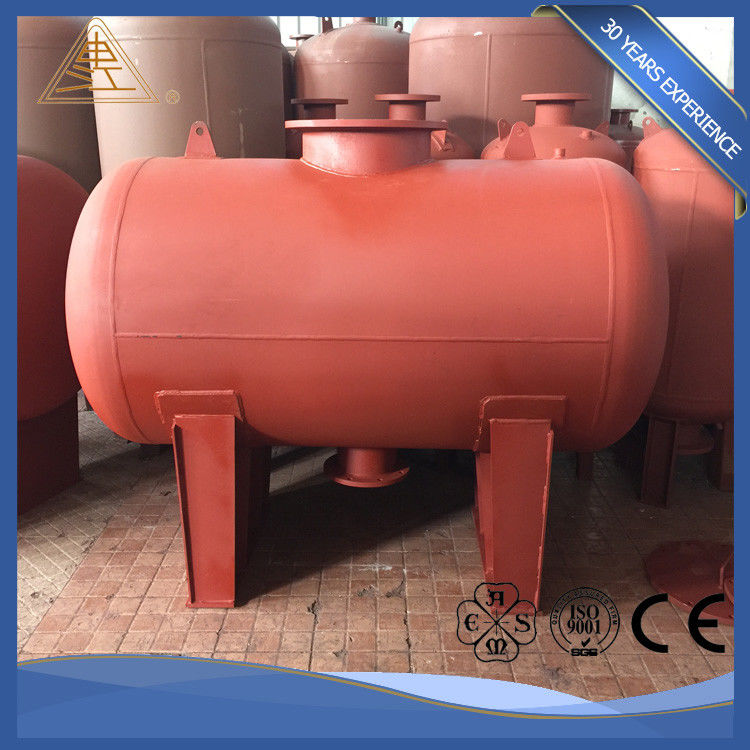Welded Carbon / Stainless Steel Potable Water Storage Tanks Industrial Insulated & Welded Carbon / Stainless Steel Potable Water Storage Tanks ...