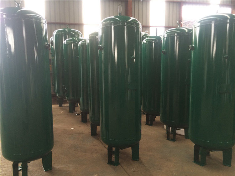 Carbon Fiber Vertical Compressed Air Storage Tank 4.0MPa Pressure 3000L