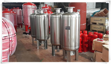 China Thermal Expansion Diaphragm Pressure Tank , Fire Sprinkler Water Storage Tanks factory