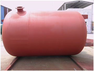 Customized Pressure Underground Oil Storage Tanks , Underground Petroleum Storage Tanks