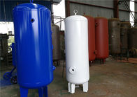 Customized Capacity Vertical Air Receiver Tank , Auxiliary